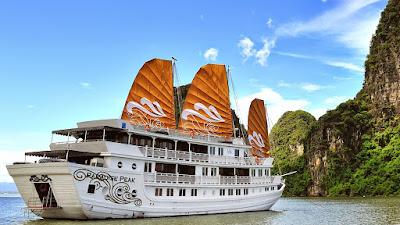 paradise peak cruises