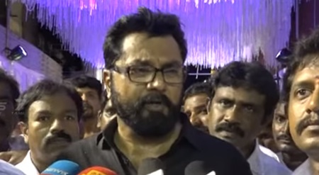 The BJP must avoid talking indecently – Sarathkumar