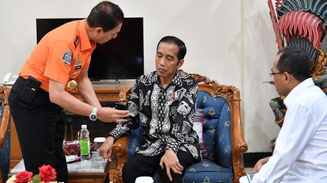 Bosnya Pendukung, Mana Berani Jokowi Keras ke Lion Air, Kecuali Dibeginikan