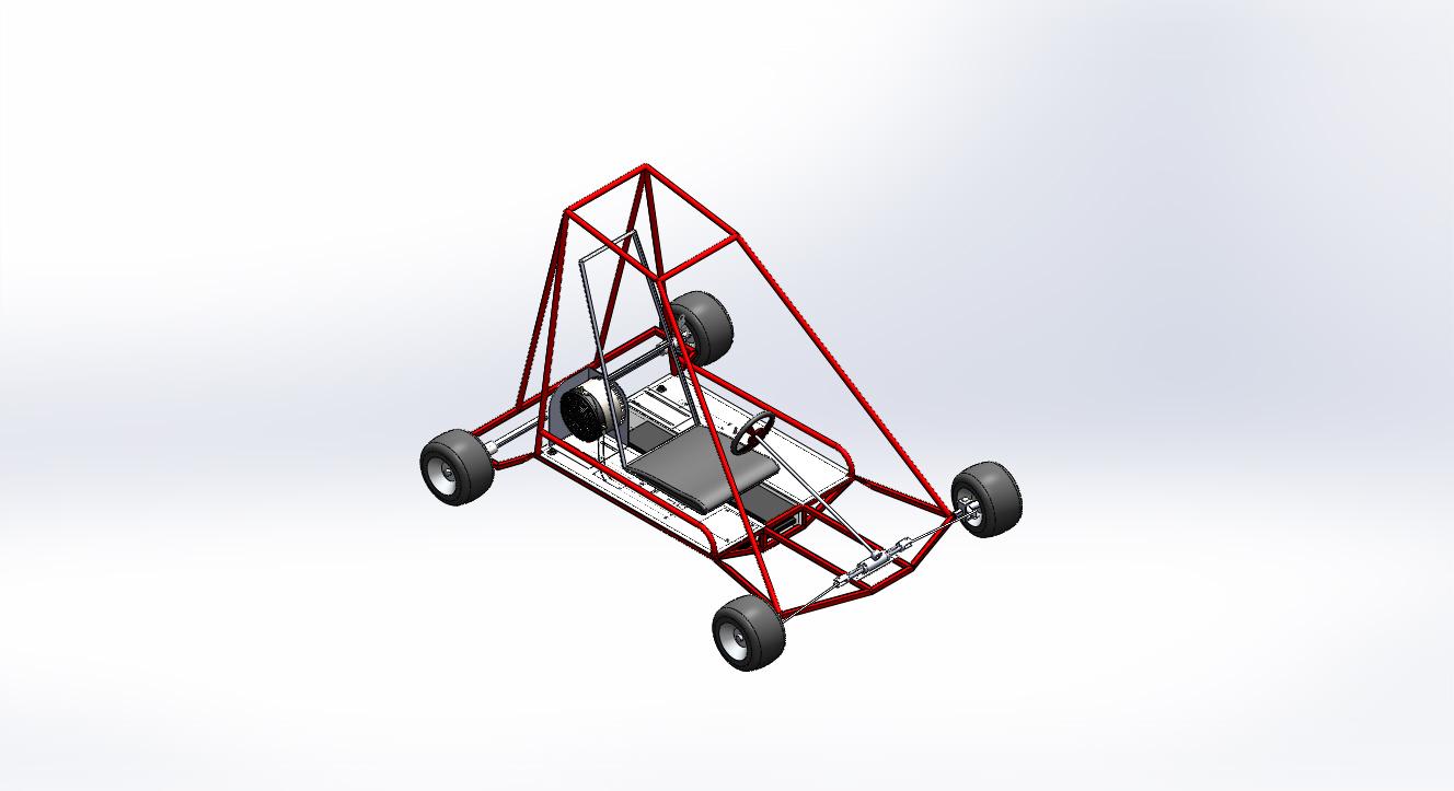 Original Go Kart Design