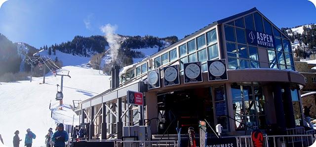 Estação de Esqui Aspen Mountain