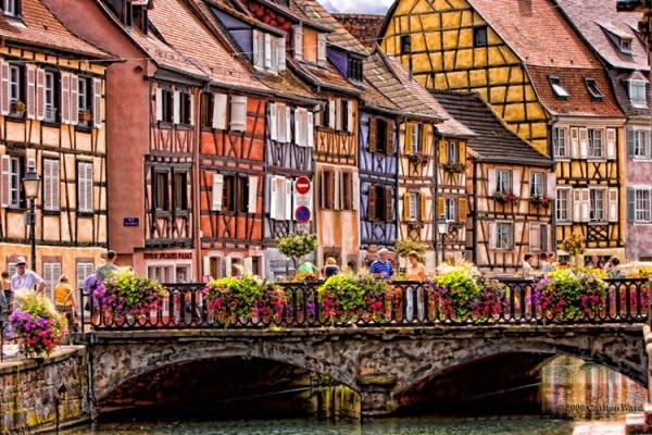 5. Colmar, France - Top Fairy Tale Places You Must See