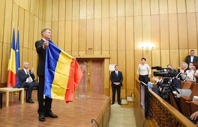 Csíkszereda, Iohannis Székelyföldön, Klaus Iohannis, román nyelvtanulás, Székelyföld