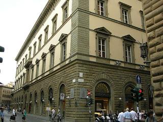 The Palazzo Corsi-Tornabuoni today