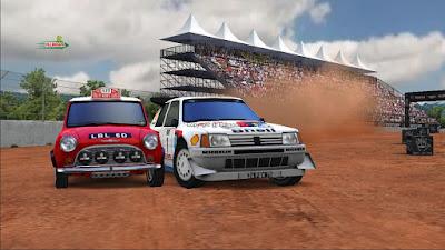 Pocket Rally Offline Apk