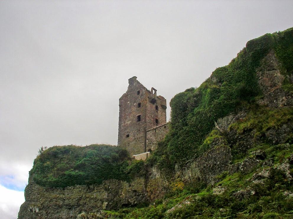 gylen castle is located - photo #41