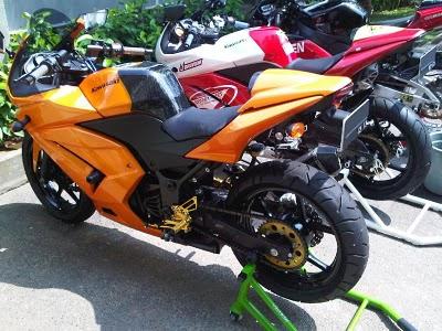 Modifikasi Ninja 250