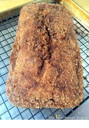 Butter Cinnamon & Sugar Loaf