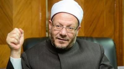 الأستاذ الدكتور شوقي علام