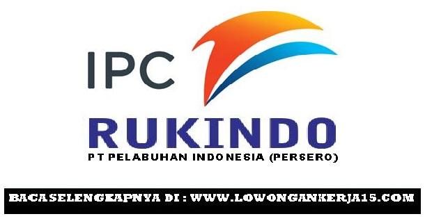 Lowongan Rukindo Pelindo 2 Group