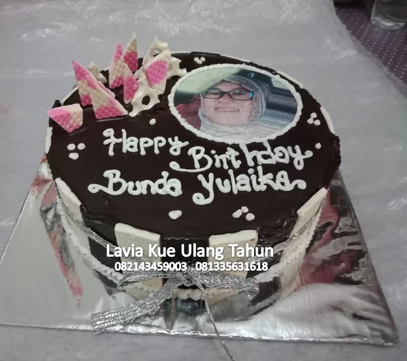 Kue Ulang Tahun Sidoarjo Surabaya Kue Tart Hias Coklat