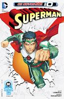 Os Novos 52! Superman #0
