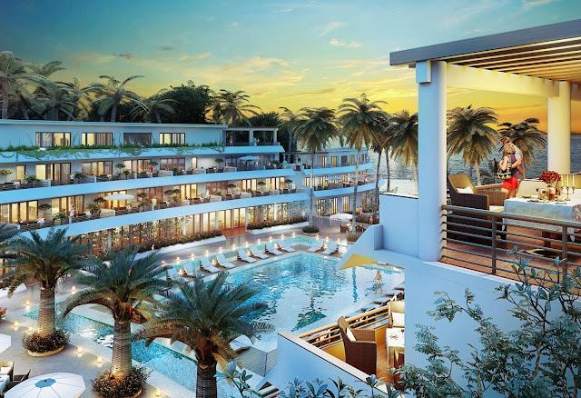 Một trong những điểm sáng như thế chính là Laguna Lăng Cô, khu resort nghỉ dưỡng phức hợp đẳng cấp quốc tế, thuộc Tập đoàn Banyan Tree (tập đoàn quốc tế hàng đầu về điều hành khách sạn, khu nghỉ dưỡng, khu dân cư cao cấp và dịch vụ spa ở Châu Á - Thái Bình Dương).