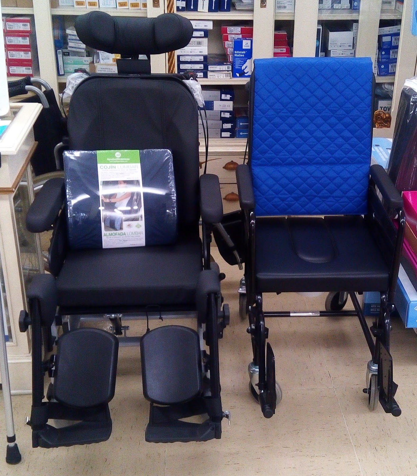 Ortopedia en valladolid l pez g mez alquiler de sillas de ruedas - Alquiler de sillas de ruedas electricas ...