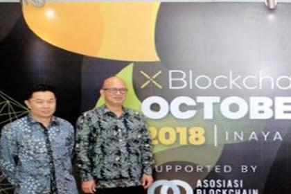 Pencuran XBlockchain Summit dan Manfaat Besar Bagi Indonesia