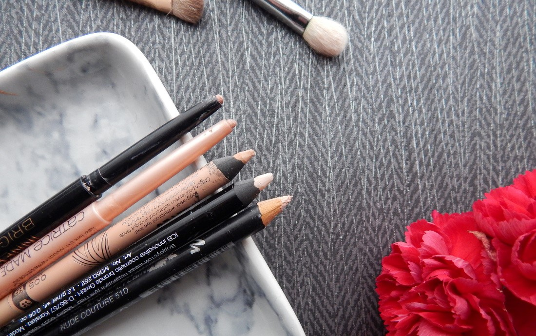 Nude eye pencils
