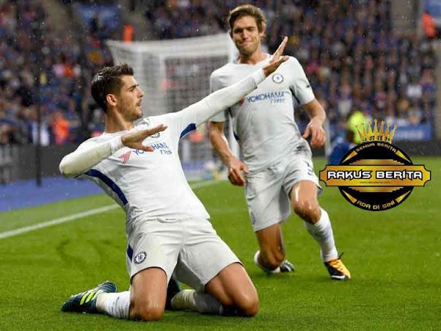 Chelsea Sukses Tumbangkan Leicester City: Skor 1-2