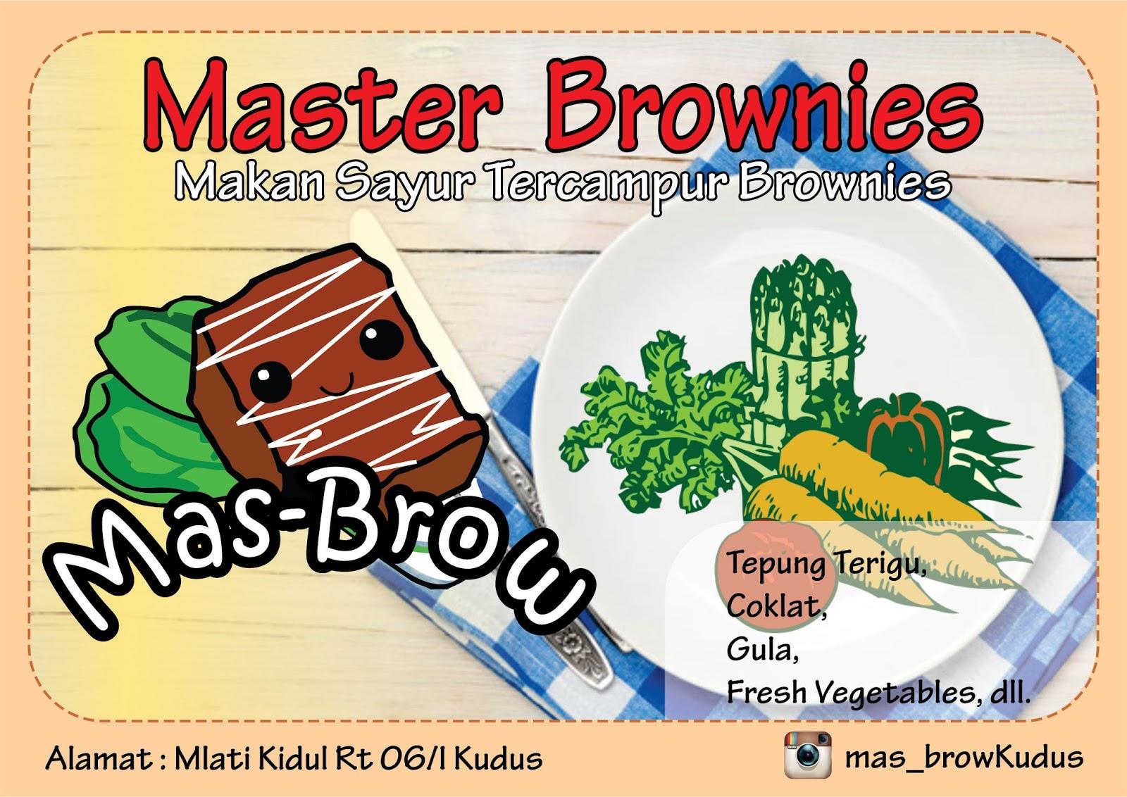 Proposal Kewirausahaan Usaha Kue Brownies - Lukisan