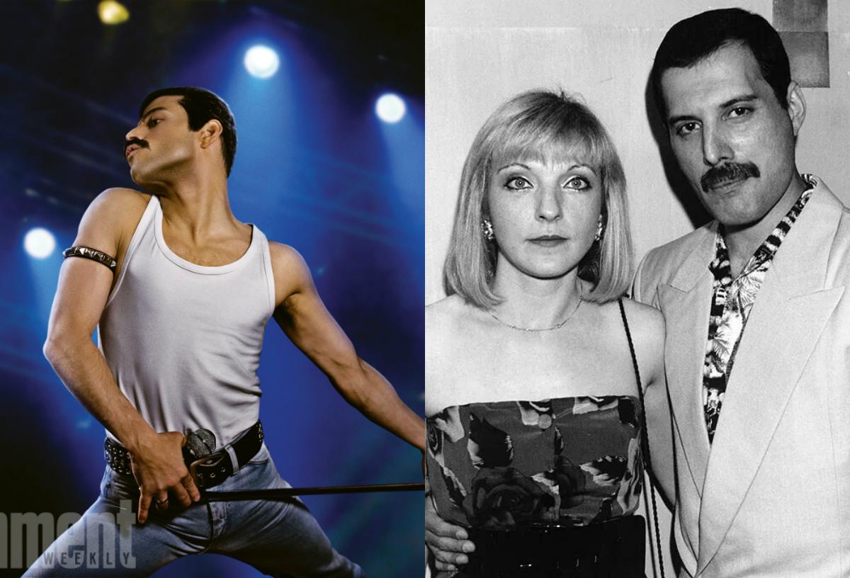Cinèfilos Del Mundo La Actriz Que Interpretará A La Novia De Freddie Mercury En La Película De Queen Bohemian Rhapsody