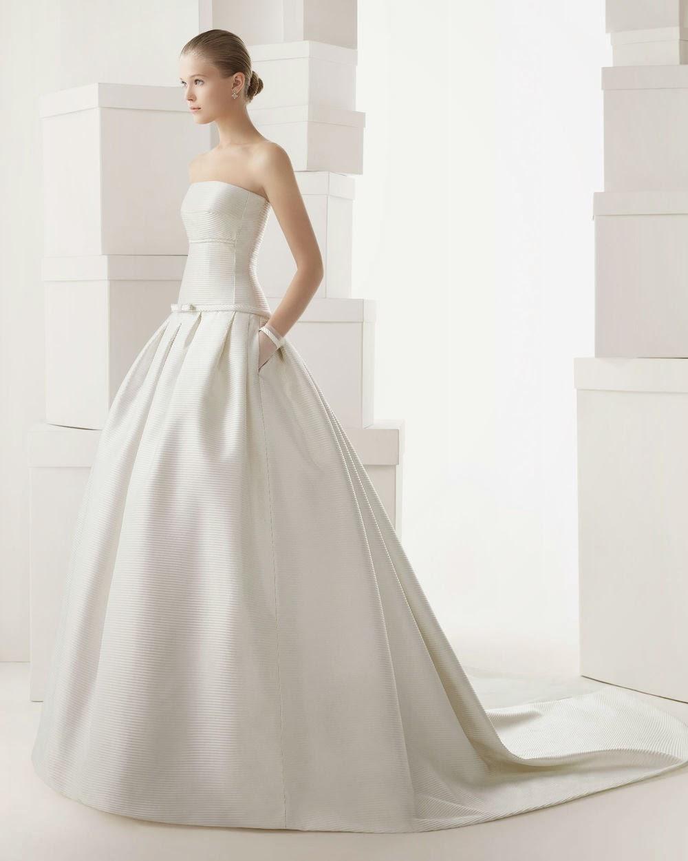 Tips On Choosing The Wedding Dress Body Shape