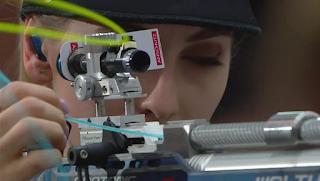 Mistrzostwa Europy 2020 w strzelectwie sportowym Natalia Kochańska z Gwardii Zielonej Góry