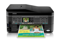 Epson WorkForce 545 Driver Download, Printer Review free install