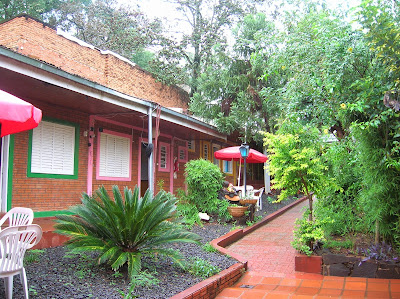 Pop Hostel Garden, Puerto de Iguazú, Argentina, vuelta al mundo, round the world, La vuelta al mundo de Asun y Ricardo