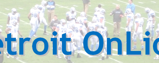 Detroit OnLion - Detroit Lions Blog and Analysis: How the Detroit Lions Saved the World