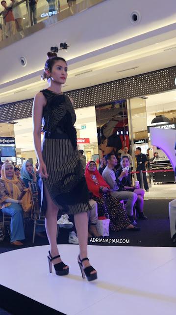 Neo In Style Fashion Show Runaway Neo Soho Mall Yunita Kosasih