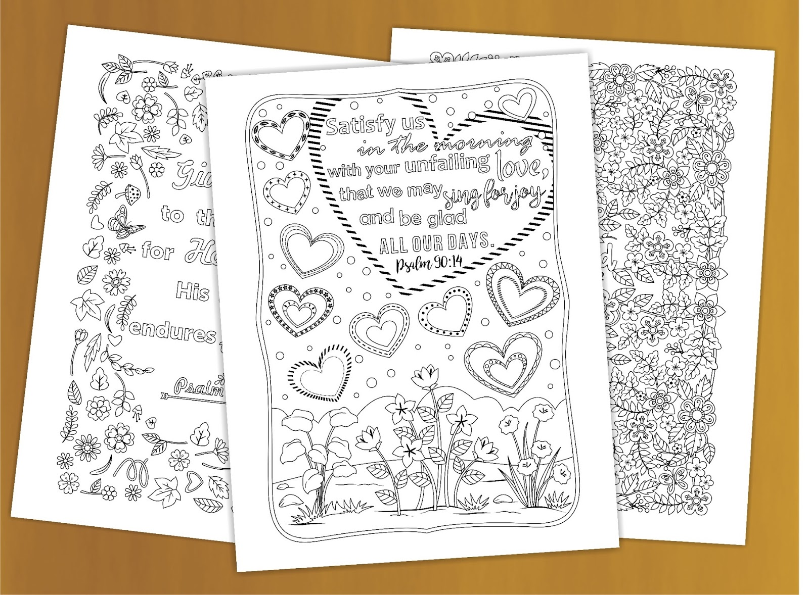 ricldp artworks bible verse coloring pages
