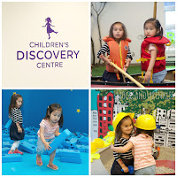 Toronto Children's discovery centre review