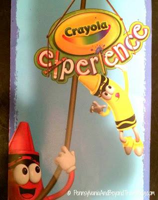 Crayola Experience in Easton Pennsylvania