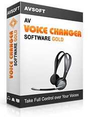 AV Voice Changer Coupon 35% Discount Code - Gold Edition