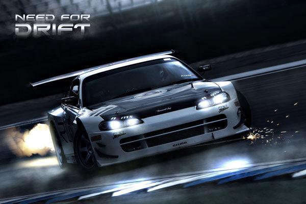 لعبة Need for Drift APK+OBB للاندرويد مهكرة