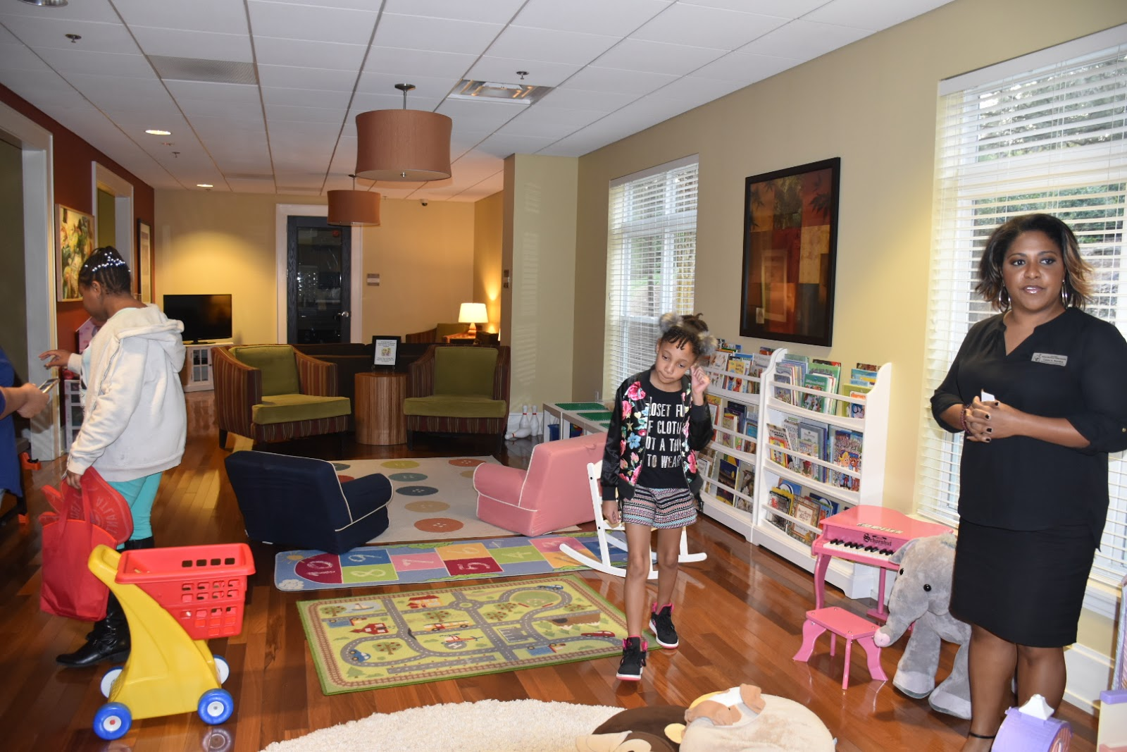 Keeping Families Together at Atlanta's Ronald McDonald House Charities  via  www.productreviewmom.com