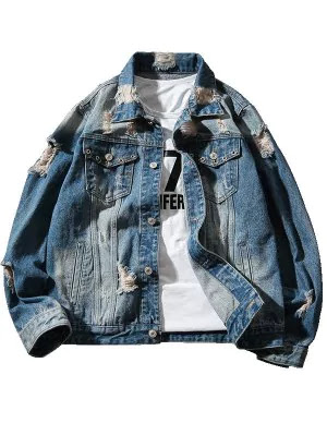 jaqueta jeans denise marciniak