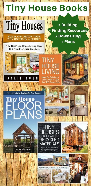 Mytinyhousedirectory Tiny House Books