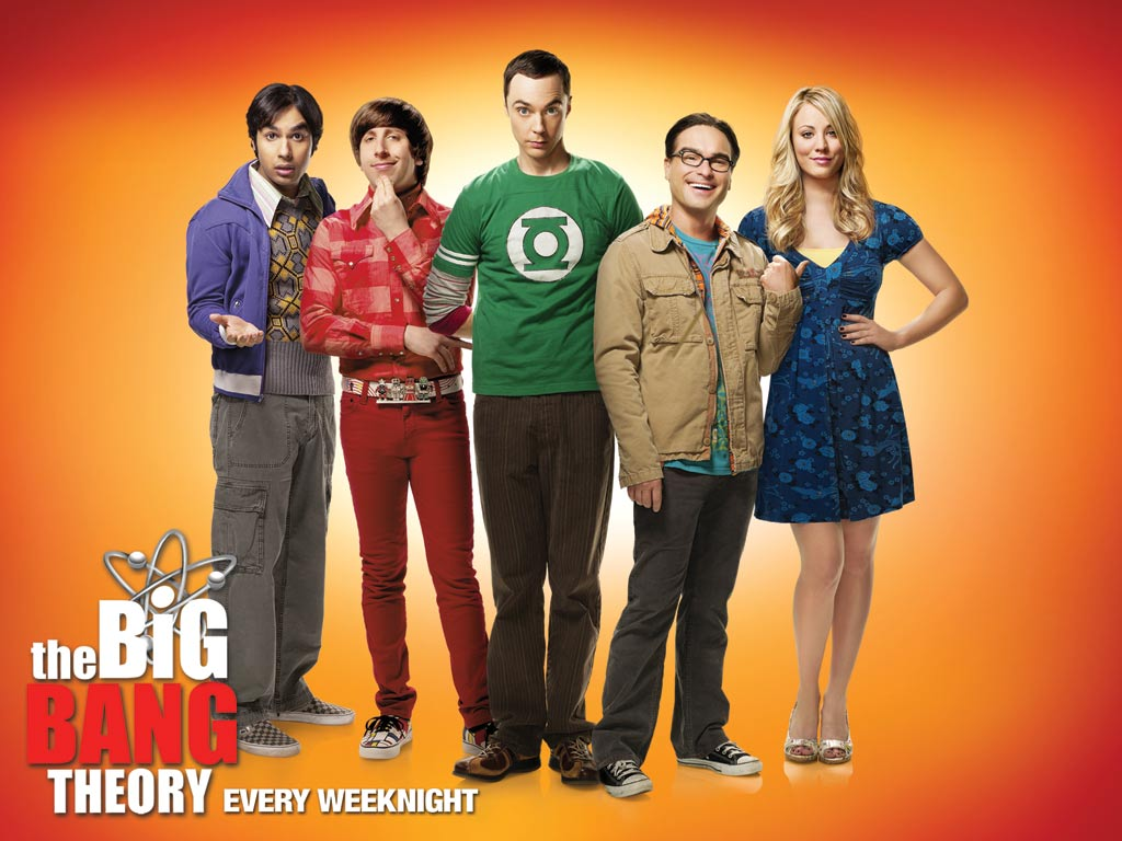 DebsHere: The Big Bang Theory-Penny's Costume Party