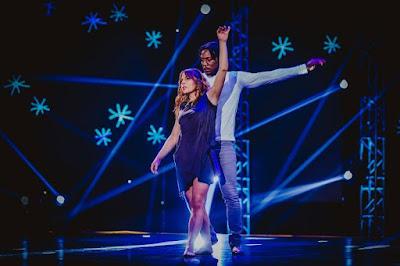 Gardy Fury et Anne Casabonne aux Dieux de la Danse