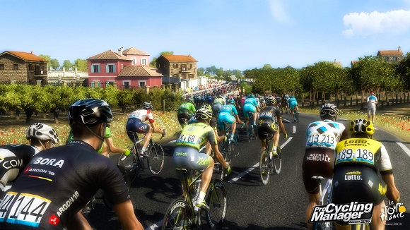Pro Cycling Manager 2016 Game Screenshots