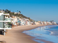 famous beaches in california near la