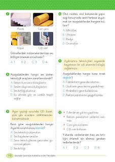 3. Sınıf Matematik Ders Kitabı Cevapları Ada Yayınları Sayfa 119
