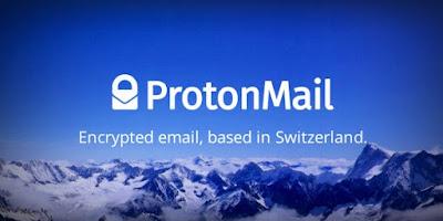 موقع-ProtonMail-لإرسال-إيميل-مشفر