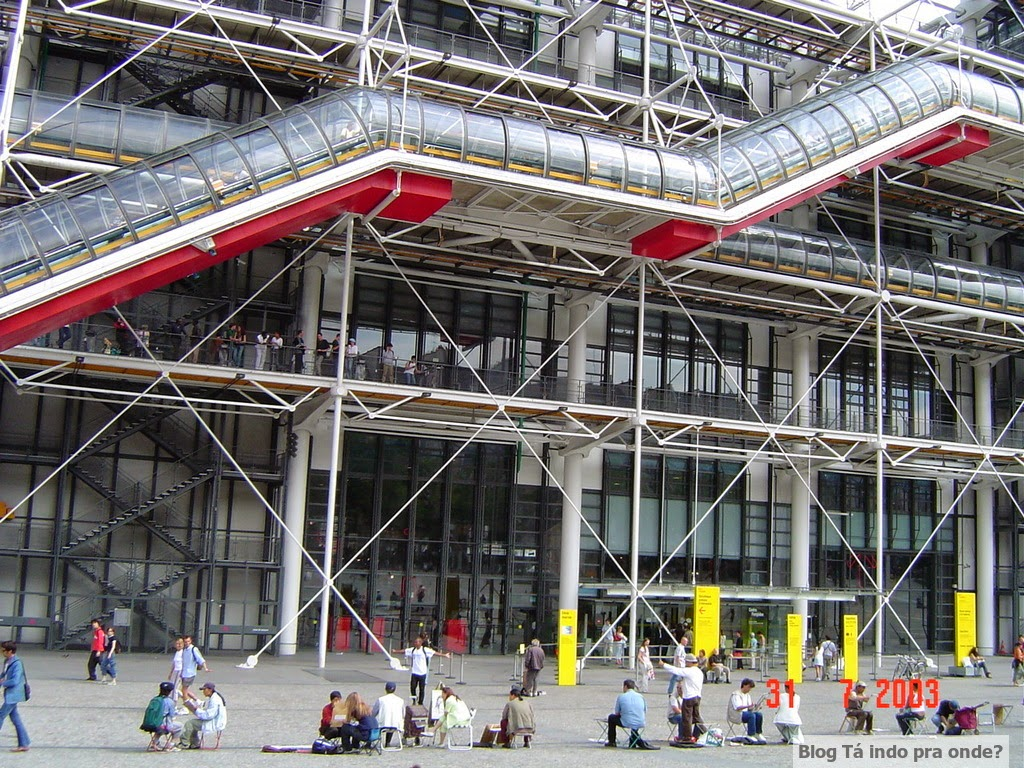 Centre George Pompidou - Paris