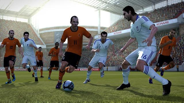 Pro Evolution Soccer 2011 (PES 11) PC Download Full Version Screenshot 2