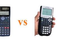 5 Perbedaan Antara Kalkulator Scientific vs Kalkulator Grafik