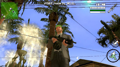GTA V Mod Apk Data For Android (Support All GPU) Update 2017 Gratis