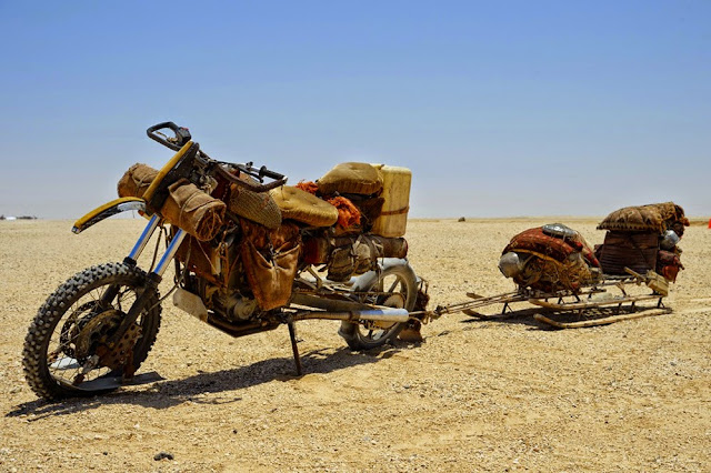 Motorcycle from Mad Max 16