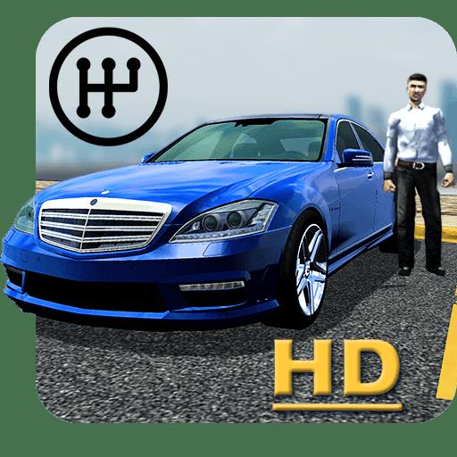 Manual Gearbox Car Parking - VER. 4.5.3 Unlimited Money MOD APK