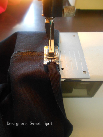Hemming Dress Pants